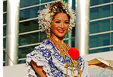 La Pollera, Panama's traditional dress